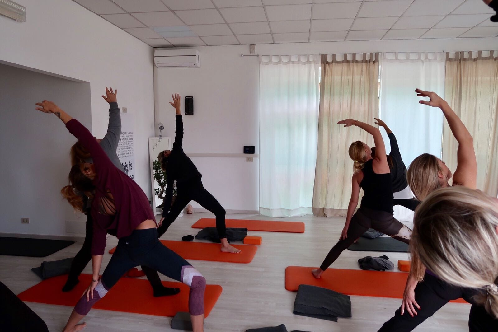 yoga sala interna